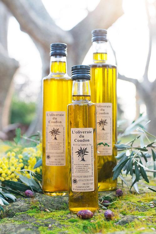 Huile d'Olive Fruité vert cuvé Paradis