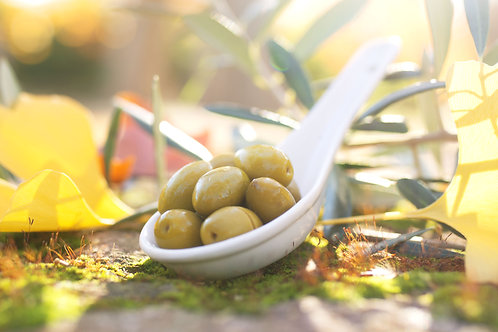 Olives Vertes Pichoulines