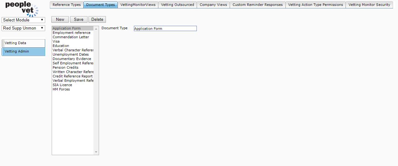 Application Screenshots | Gallinet Limited