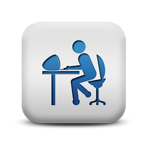 117766-matte-blue-and-white-square-icon-people-things-people-worker.png
