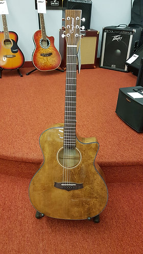 Tanglewood TVC-X-MP electro acoustic guitar