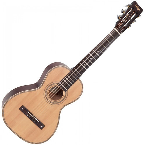 Vintage VTR800pb travel size acoustic guitar