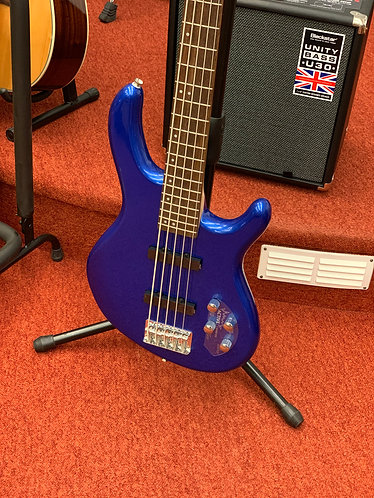 Cort Action plus V electric bass guitar