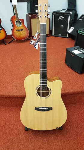 Tanglewood TWR2-DCE electro acoustic guitar