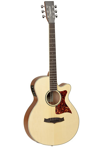 Tanglewood TSP45 electro-acoustic guitar