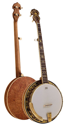 Barnes and Mullins Banjo Troubadour BJ500M