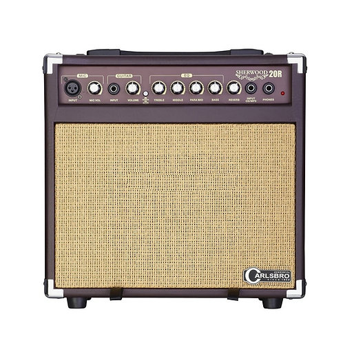 Carlsbro Sherwood 20r Acoustic Amplifier