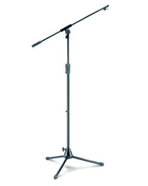 Hercules MS531B Microphone Stand with Boom