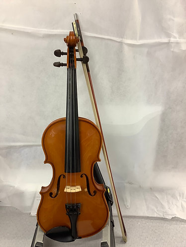 Andreas Zeller pre owned 1/2 size violin outfit