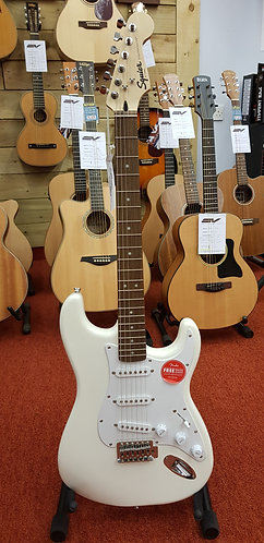 Squier by Fender Bullet stratocaster electric guitar