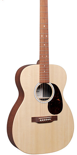 Martin & Co. OOX2E electro acoustic guitar with padded gig bag