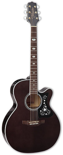 Takamine TK-GN75ce-wr electro acoustic guitar