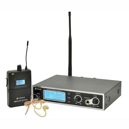 Chord IEM16 In Ear Monitor System