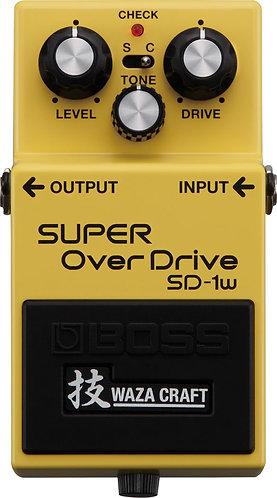 BOSS SD-1W Super Overdrive Pedal