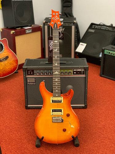 PRS SE Custom 24 Vintage Burst Electric Guitar