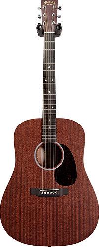 Martin D10e-01 electro acoustic guitar