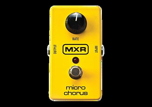 MXR Micro Chorus Guitar Effects Pedal