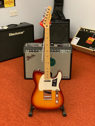 Fender Telecaster plus top  electric guitar