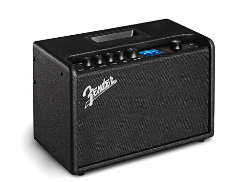 Fender Mustang GT 40 electric guitar amplifier with WI-FI