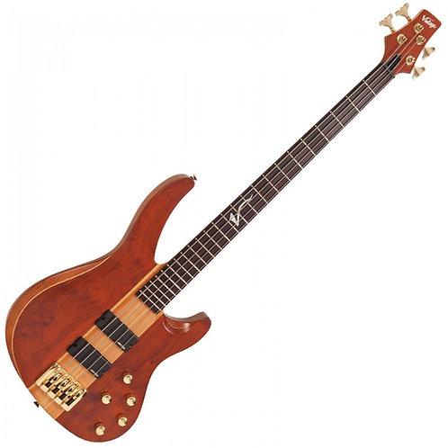Vintage V10004B Electric Bass Guitar