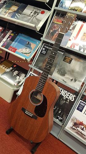 Martin Pre owned D-X1E electro acoustic inc gig bag