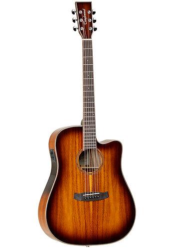Tanglewood TW 5 - Koa electro acoustic guitar