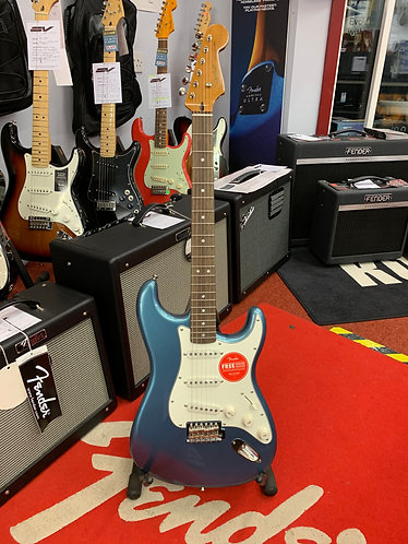 Squier by Fender classic vibe 60's stratocaster electric guitar