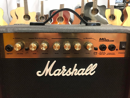 Pre-Owned Marshall MG15 CDR