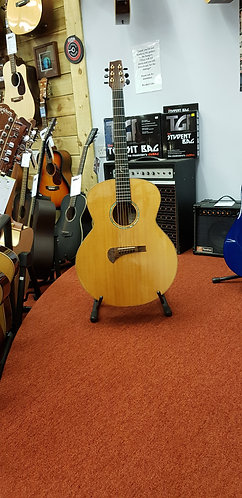 Pre-owned Tanglewood TSM 3 electro acoustic with hardcase