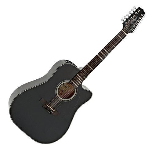 Takamine GD30CE-12BK electro acoustic guitar
