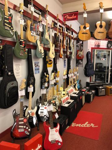 Fender's