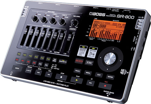 Boss BR800 Multitrack Digital Recording Station