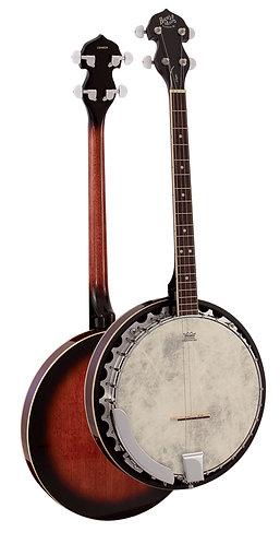 Barnes and Mullins 4 String Banjo 'Perfect Tenor'