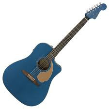 Fender Rendando player california series electro acoustic