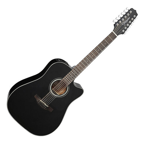 Takamine GD30CE-12BLK Electro-Acoustic Guitar