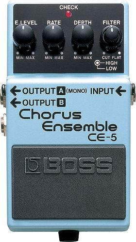 Boss CE-5 Chorus Ensemble Pedal