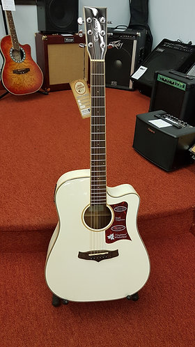 TanglewoodTW5-WH electro-acoustic guitar