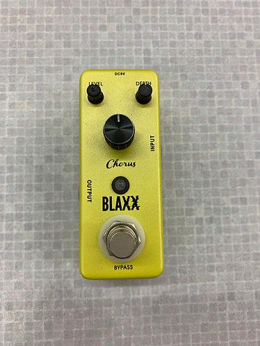 BLAXX Chorus Pedal