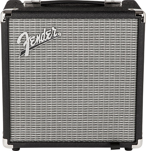 Fender Rumble V3 15w Bass Combo