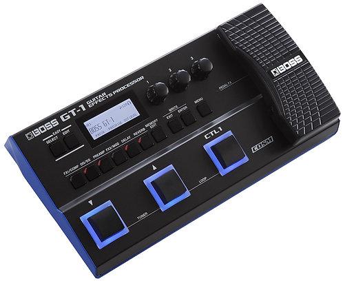 Boss gt-1 multi-effects pedal