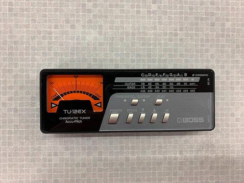 Pre-Owned Boss TU-12EX Chromatic Tuner