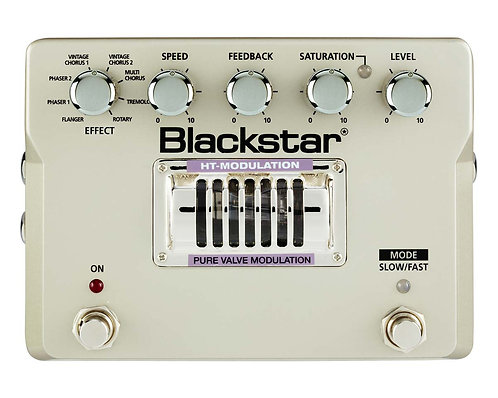 Blackstar HT Modulation Effects Pedal with Valve