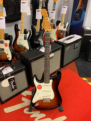 Squier Classic vibe 60's stratocaster left handed