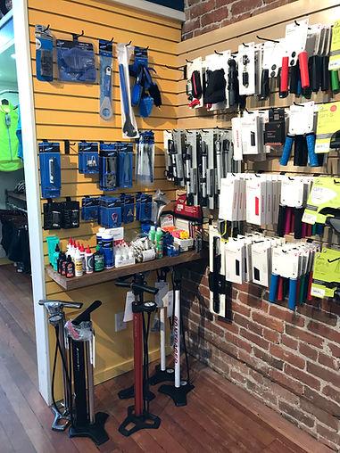 Port Townsend, bike shop, Washington, olympic peninsula, bike parts, park tool, bontrager
