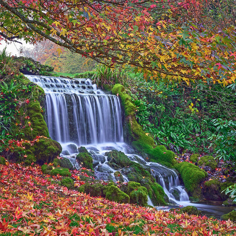 Little Bredy Waterfall, Dorset - a short car drive away from By the Harbour apartment, West Bay