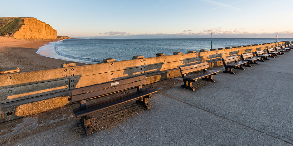 West Bay Benches