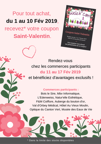 St-Valentin 2019