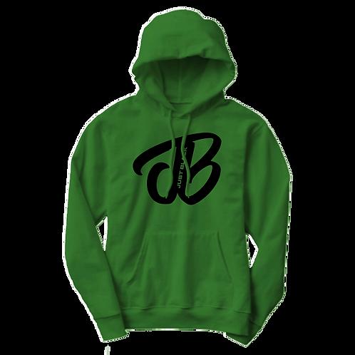 JB Black Hoodie
