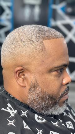 INAC Fade Haircut