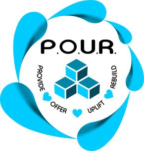POUR Logo - black - white bkg.png